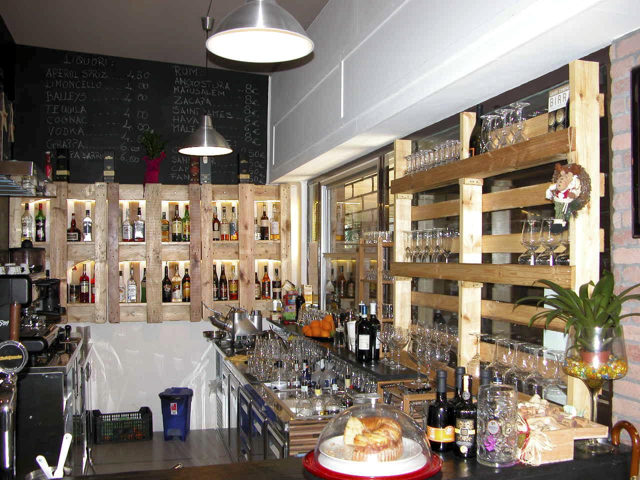 Bar Arredati Con Pallet arredamento bar con pallet og53 » regardsdefemmes