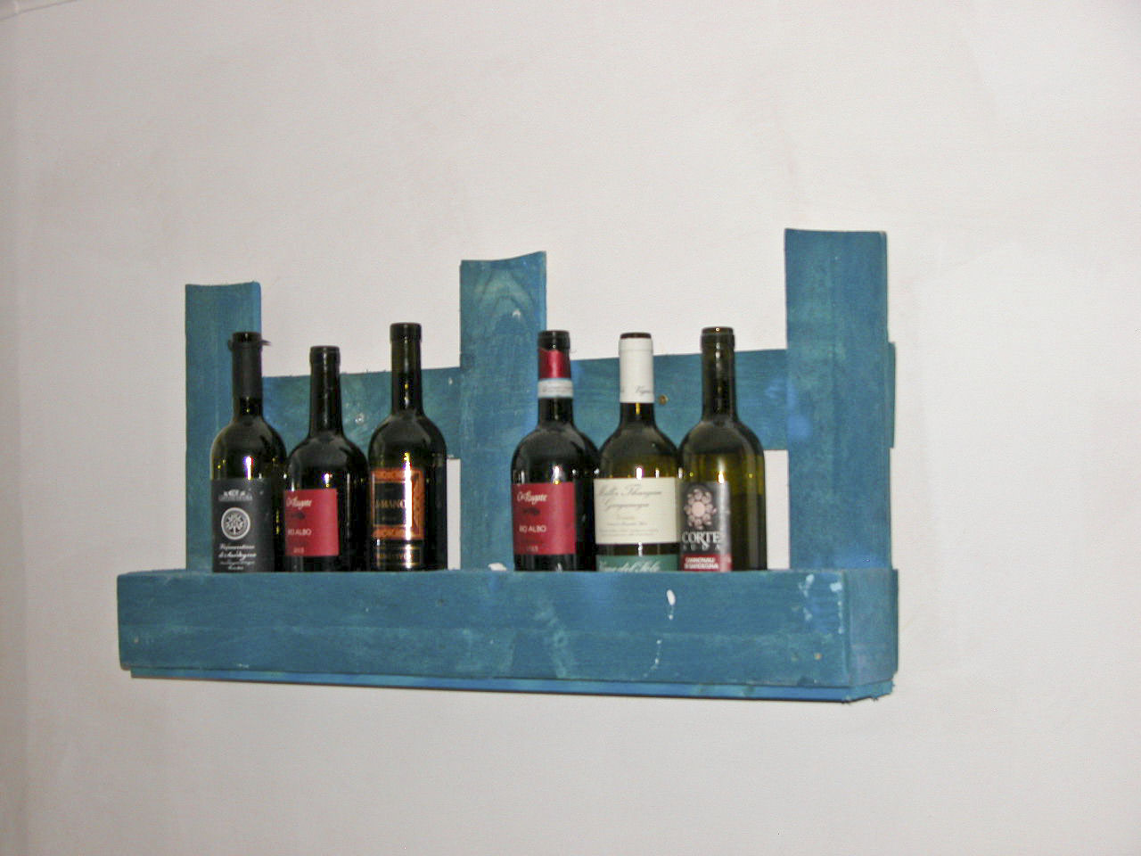 Super arredo bar e pub - mobili in pallet OF12