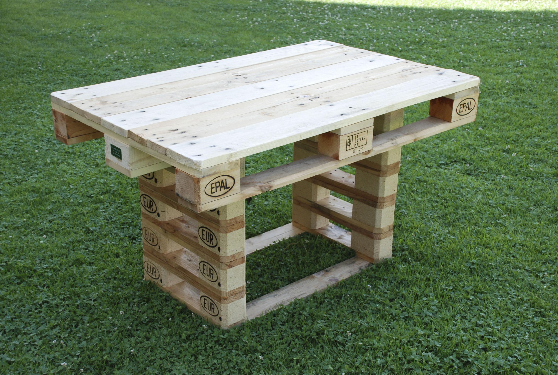 Tavolo Esterno Fai Da Te tavoli - mobili in pallet