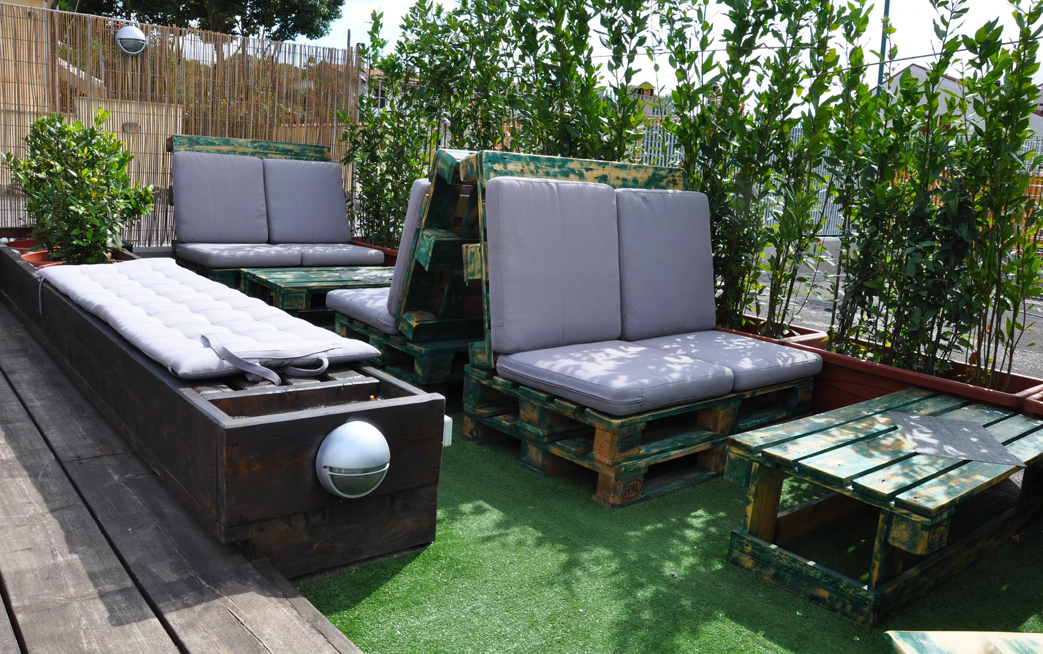 arredo pallet archivi - mobili in pallet - Pallet Da Arredamento