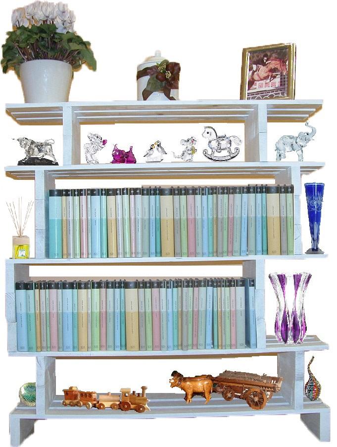 Libreria in pallet COD. ARR08