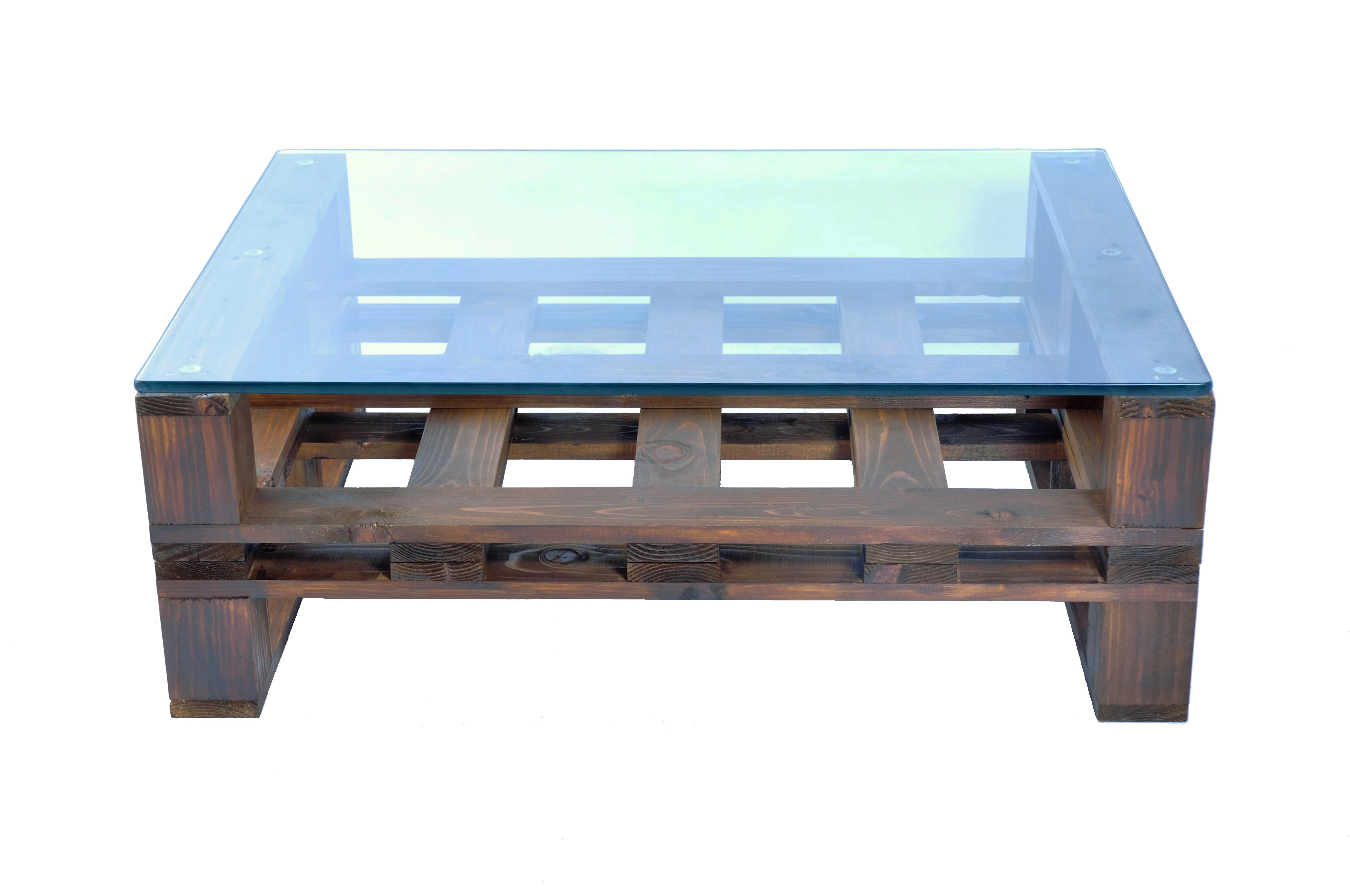 Tavolino Basso 60x80 Con Vetro #2B62A0 4123 2737 Tavoli Da Pranzo Con Pallet