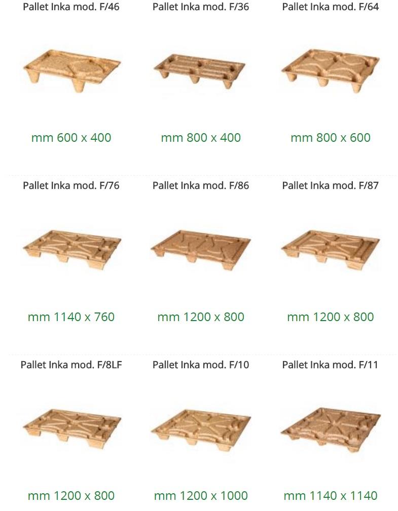 Tipi di pallet - Tipi di legno per mobili ...